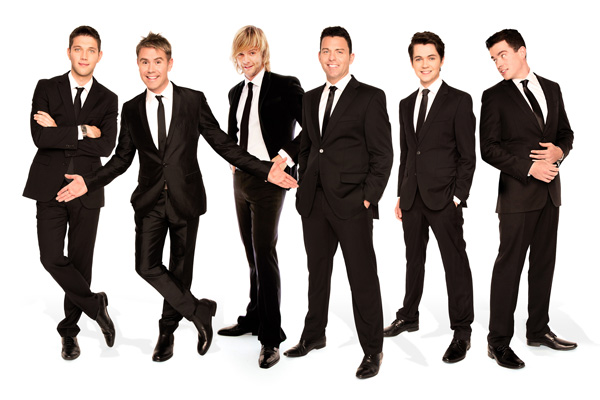 Hear Celtic Thunder On Oct. 28