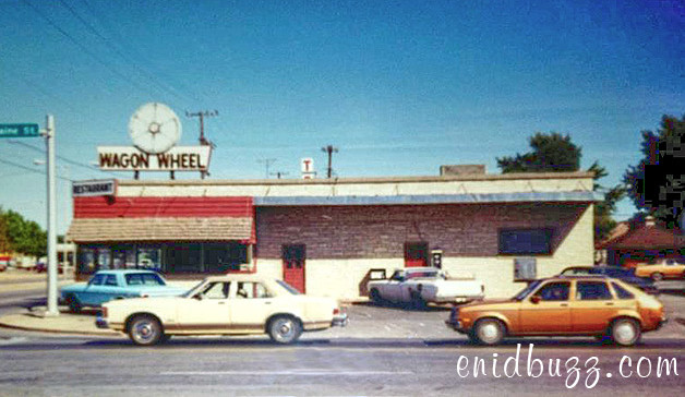 The Wagon Wheel Restaurant Enid, OK