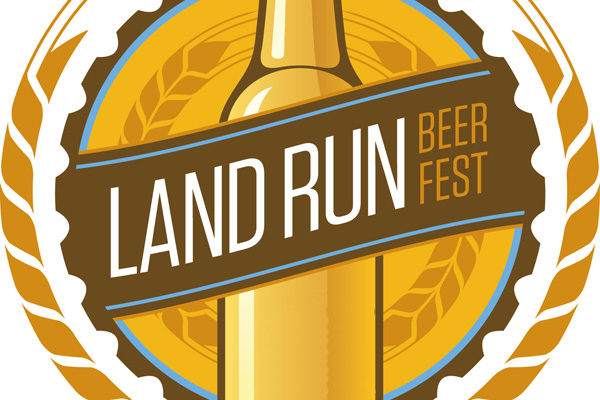 Land Run Beer Fest April 13