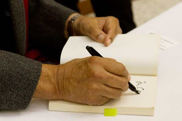 Book Signing With Art Reed