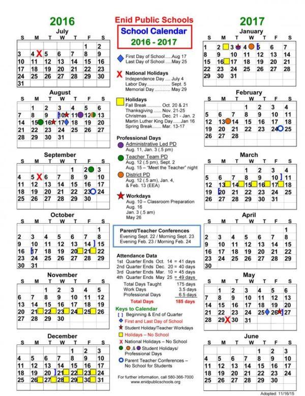 End Of Year Calendar : Eps calendar end of year senior events