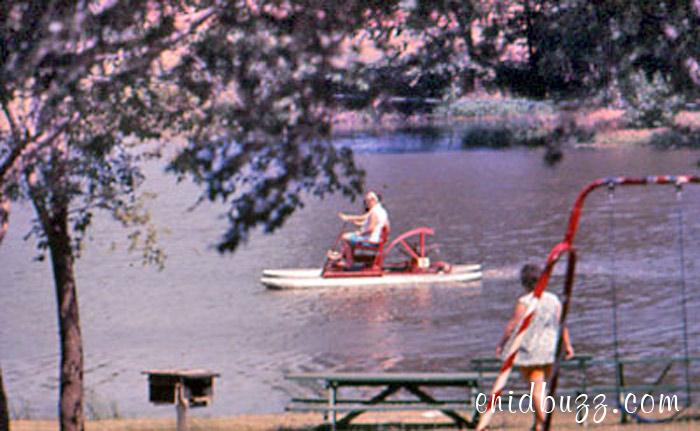 Meadowlake Paddle Boats