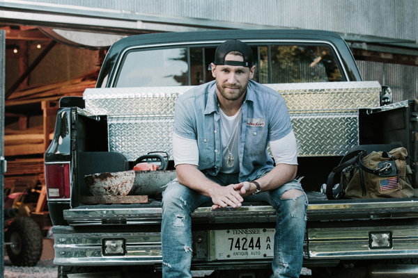 Chase Rice Bringing Tour To Enid