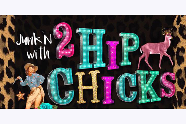 2 Hip Chicks Roadshow Coming October 7th!