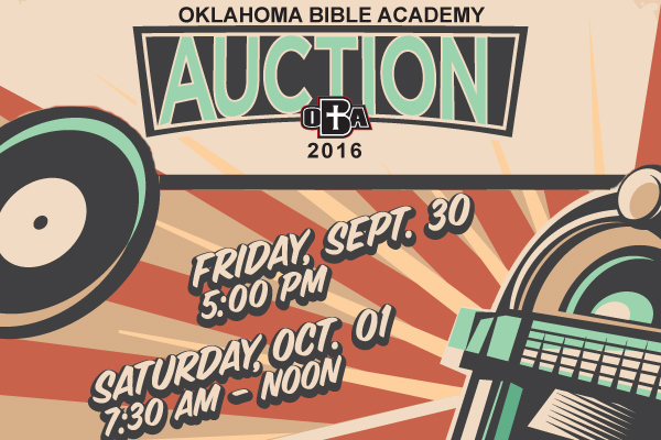 OBA Benefit Auction Items Announced