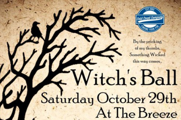 Get Tickets to the Witch's Ball