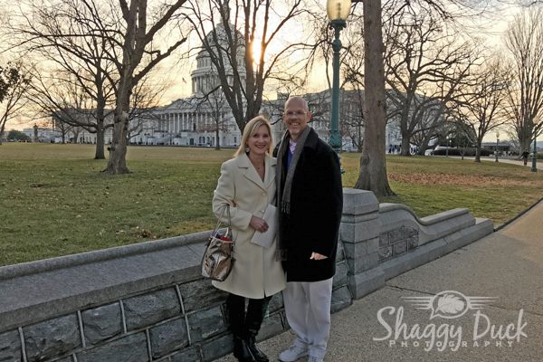 1 Year Ago: Enid Buzz Goes To Washington