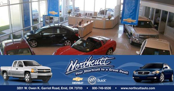 Northcutt Chevrolet Buick Car Dealer - Buick car dealer