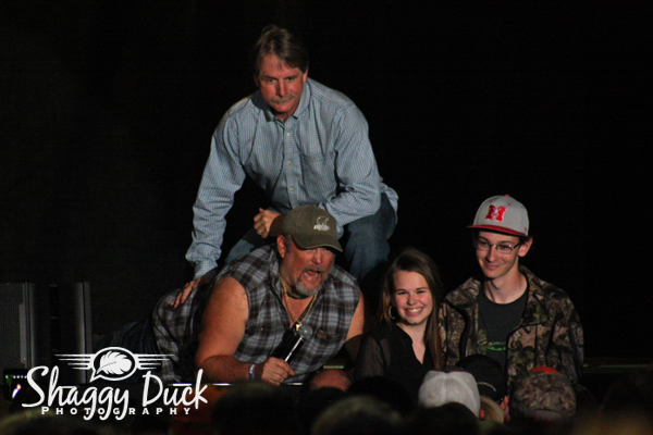 Jeff Foxworthy & Larry the Cable Guy Photos