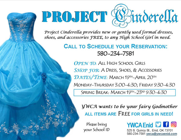 Project Cinderella Offering Free Prom Dresses