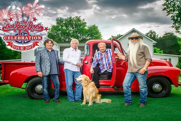 Oak Ridge Boys Celebration Tour Coming To Enid