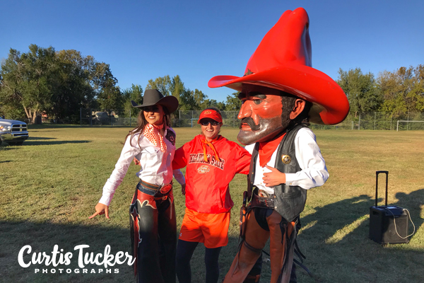 Pistol Pete in Enid