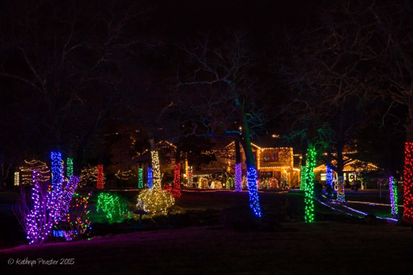This holiday tradition has grown to over 750,000 lights at a large wildlife  reserve and cowboy-themed museum. In addition to the lights, we have wagon  rides ... - 10 MUST SEE Christmas Light Displays In Oklahoma