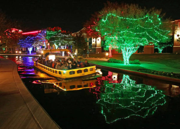 Yukon Ok Christmas Lights.10 Must See Christmas Light Displays In Oklahoma