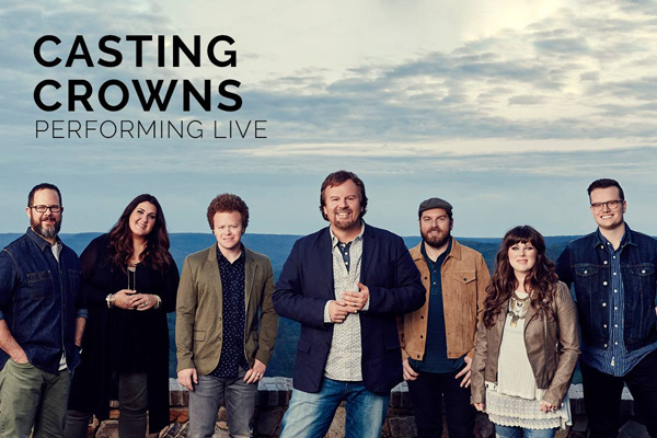 Casting Crowns Coming March 22