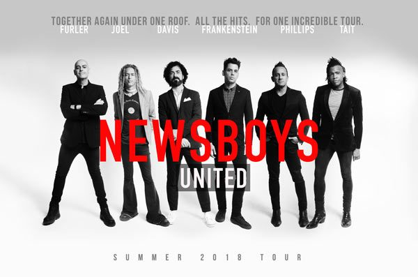 Newsboys United Playing Enid June 30