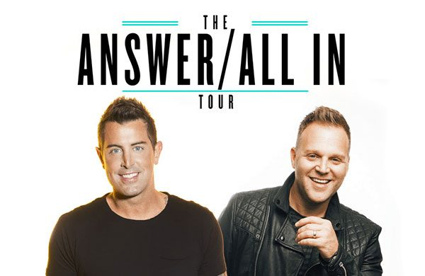 Jeremy Camp & Matthew West Coming To Enid