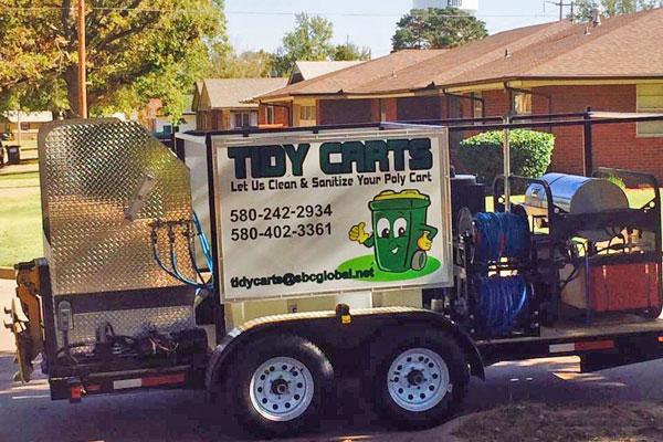 Tidy Carts Enid