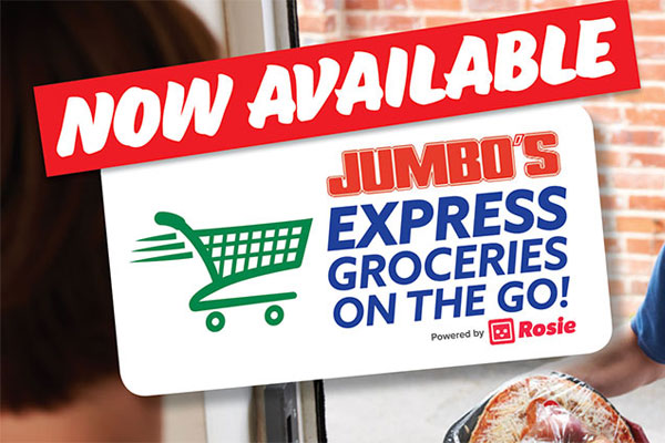 Grocery Pickup & Delivery at Jumbo