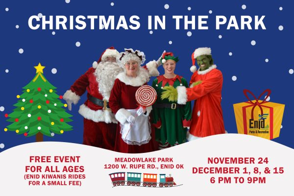 Christmas For All Ages.Christmas In The Park Dec 15
